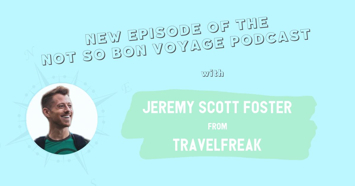 Jeremy Scott Foster TravelFreak