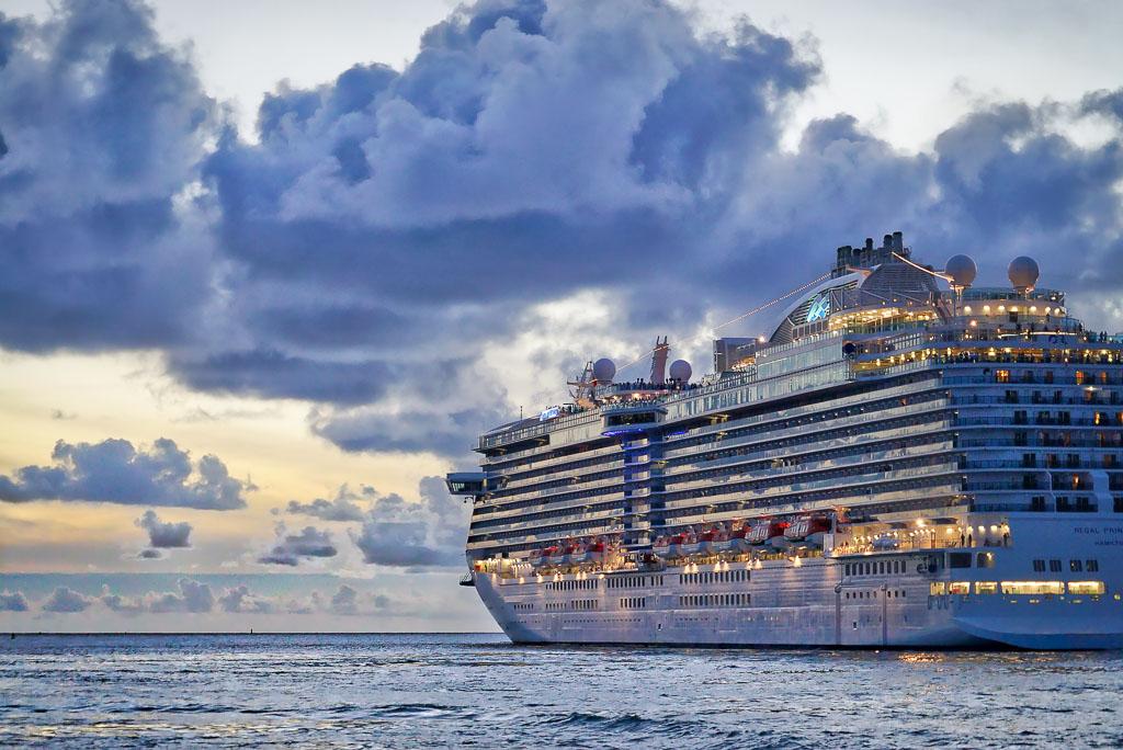COVID cruise