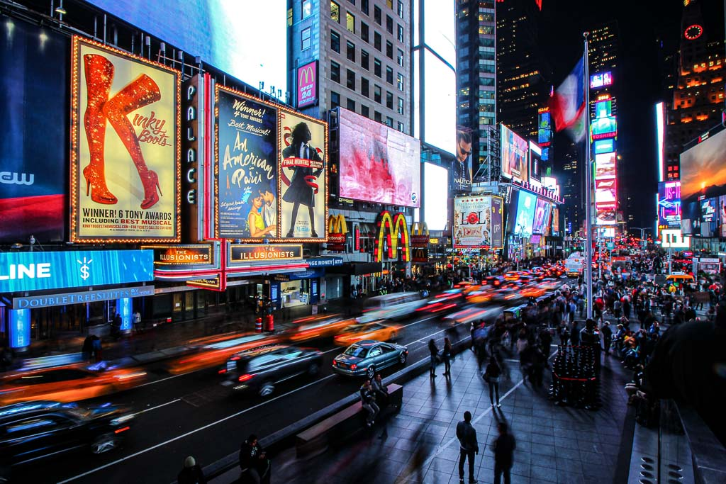 funny bad reviews times square