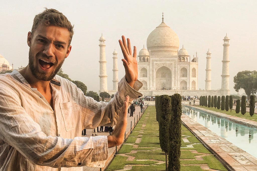 travel story India